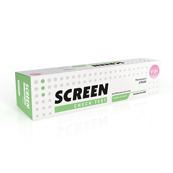 Screen Check Test Menopausa